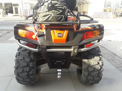 cf moto mountaineer 800 ltd 2016 4.000kms