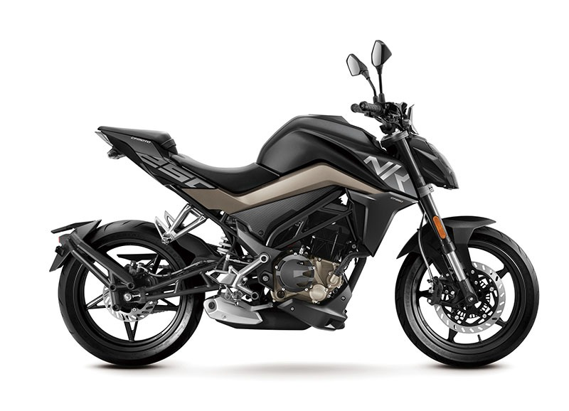 Five Things to know about the upcoming CF Moto 250 NK