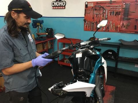 cf moto tr 650 2018 0km motos ap moto policial g20