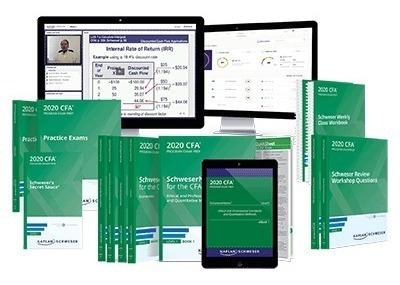 cfa 2020 schweser study notes - level 1 - ebook - pdf