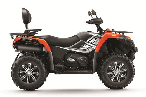 cfmoto cforce 520 l precio contado - palermo bikes