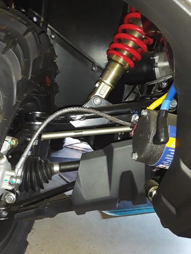 cfmoto cforce 600 eps, volante electroasistido, 4x4,4x2