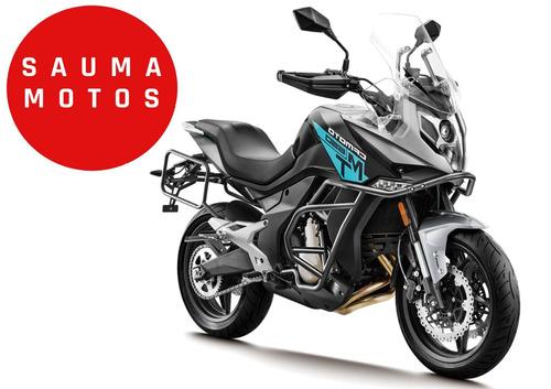 cfmoto mt 650  linea nueva / sauma motos
