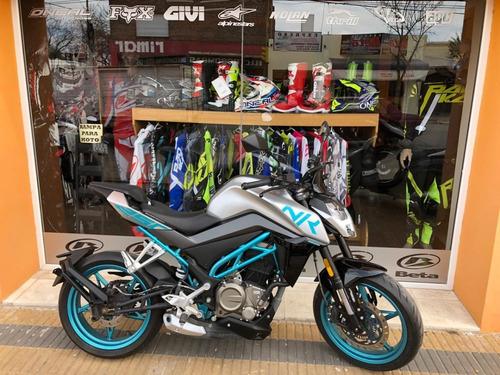 cfmoto nk 250 2019 - el flaco motos