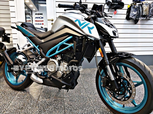 cfmoto nk-250 naked c/abs 2020 0km !!