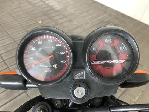 cg 125 fan es preta , ótimo preço!!!