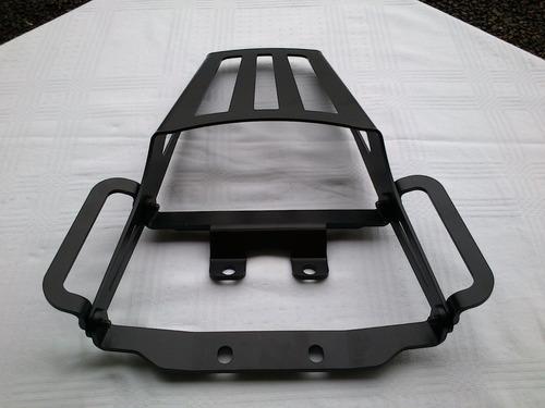 cg 150 titan 2009/13 - bagageiro com engate rápido