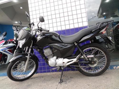 cg 150 titan 2011 preta impecavel!!!  novinha!!