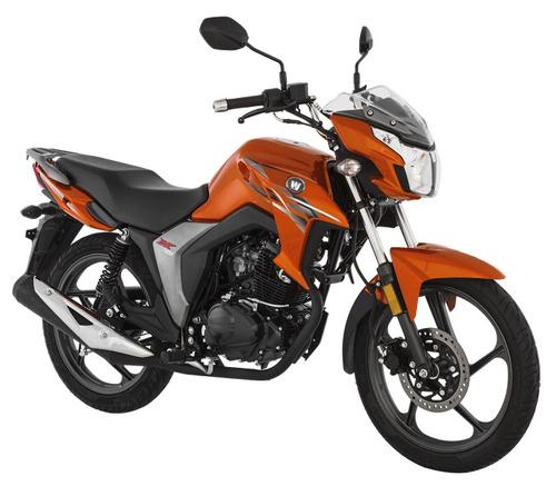 cg 160cc - modelo suzuki dk 150cc 20/21 0km cbs (w)