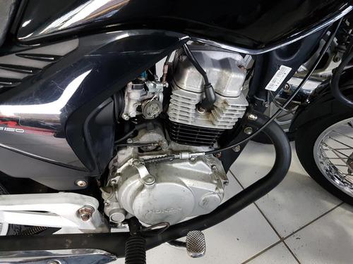 cg 190 fan esdi 2013, motor preparado