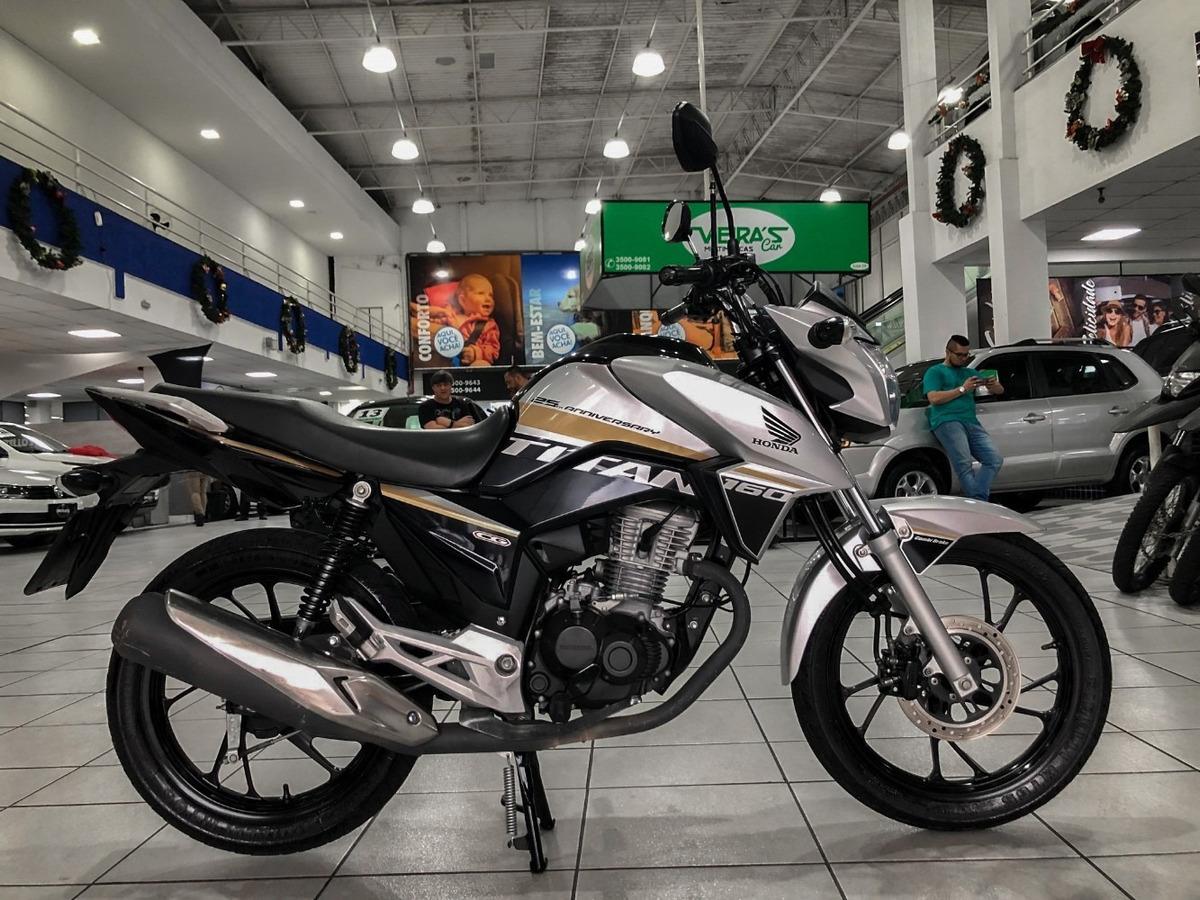 Moto 160 titan 2019
