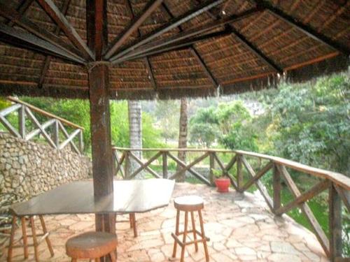 ch-3071 - chácara  a venda  em guararema - 1305