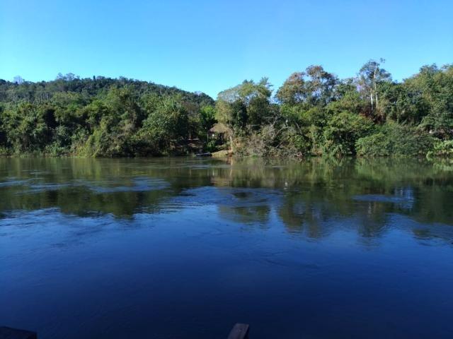 ch-3216 linda chácara de fundo para rio paraiba - guararema - sp - 2162