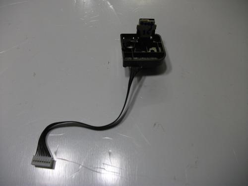 ch comando sensor ir samsung pl43f4000