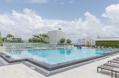 ch deluxe apartments, hollywood, fl - 1 cuarto / 1 baño