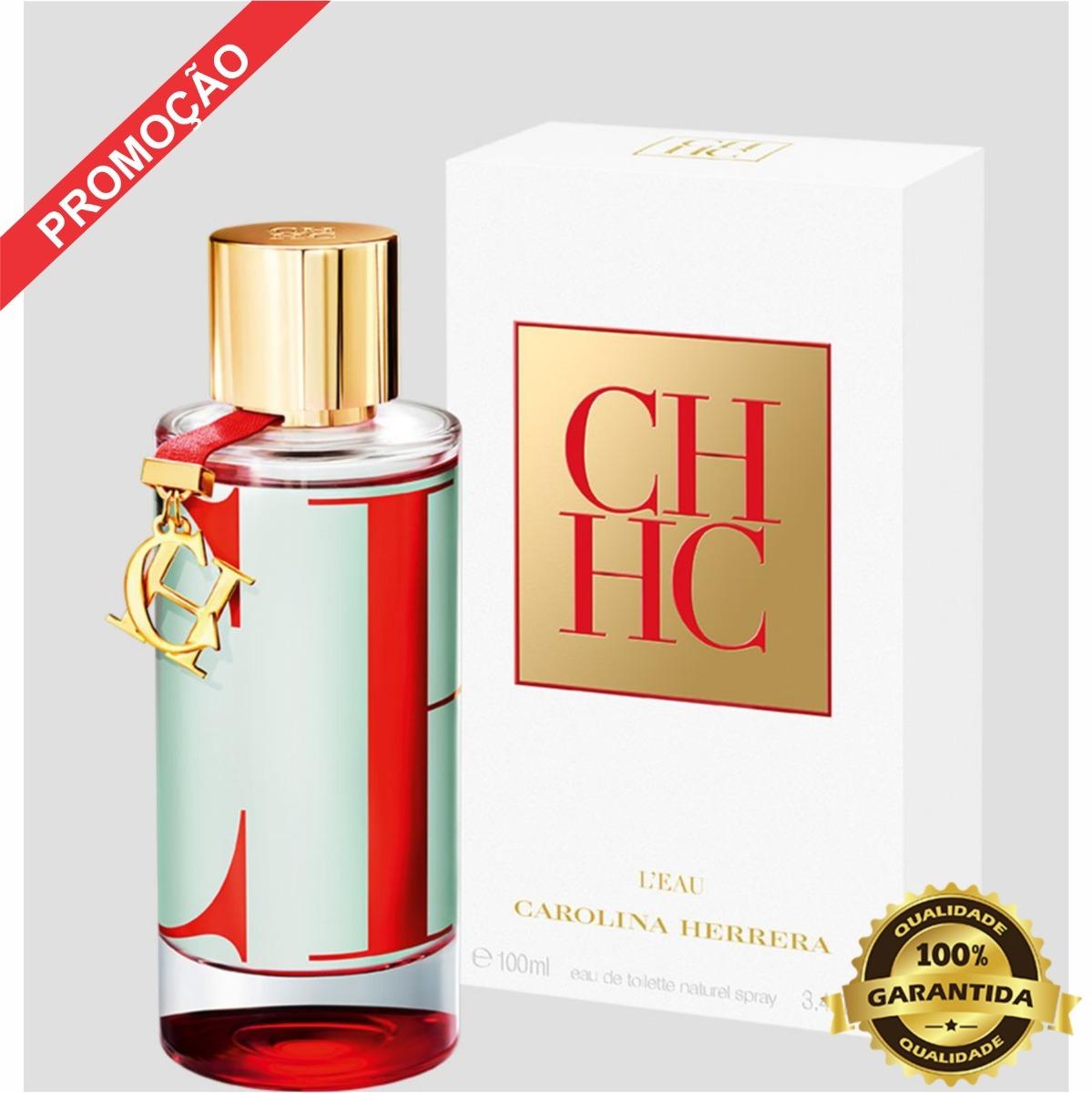ch leau carolina herrera perfume feminino - edt - 100ml. Carregando zoom. 8e0f40f27d