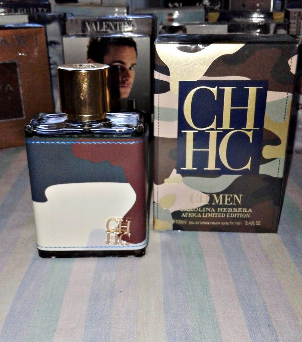 d80824760755e Ch Men Africa - Carolina Herrera 100 Ml Importado -   370,00 en ...