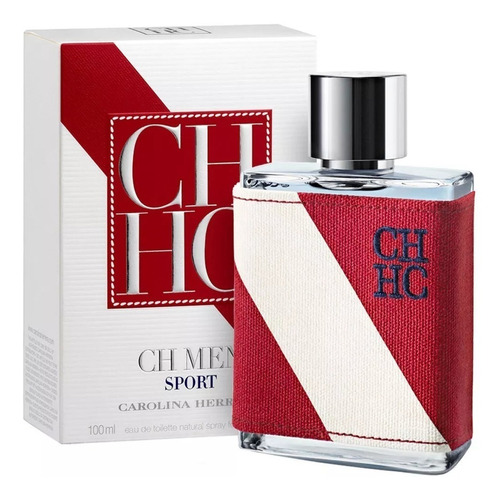 ch sport men edt 100 ml (h) original / elite perfumes