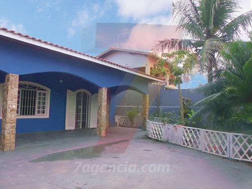 ch105 casa na praia 4dorms edicula otimo local