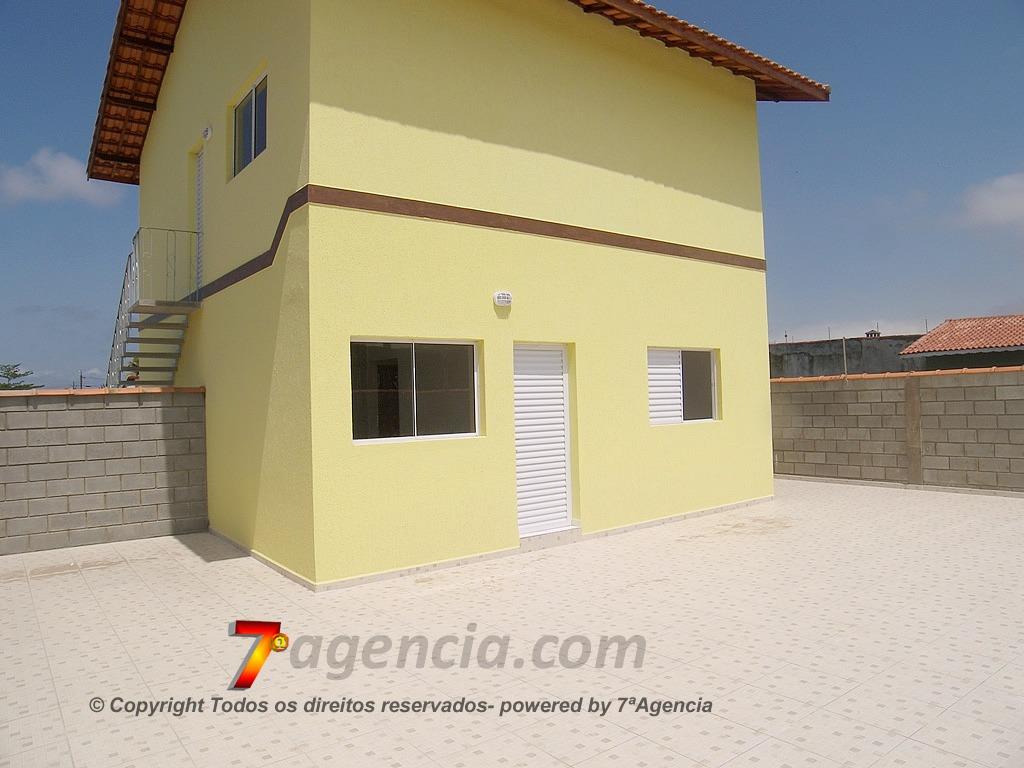 ch106 casa lado praia nova 2 quartos sendo 1 suite