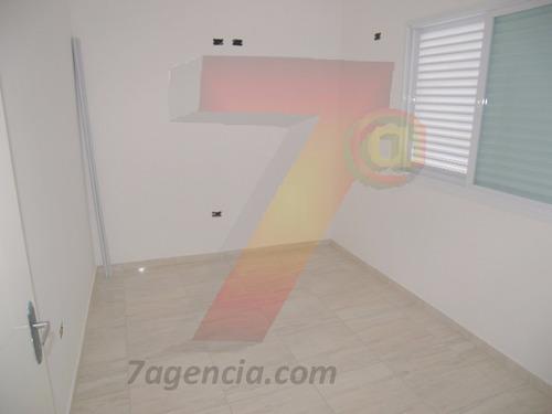 ch110 sobrado em condominio fechado novo 2dorms otimo local!