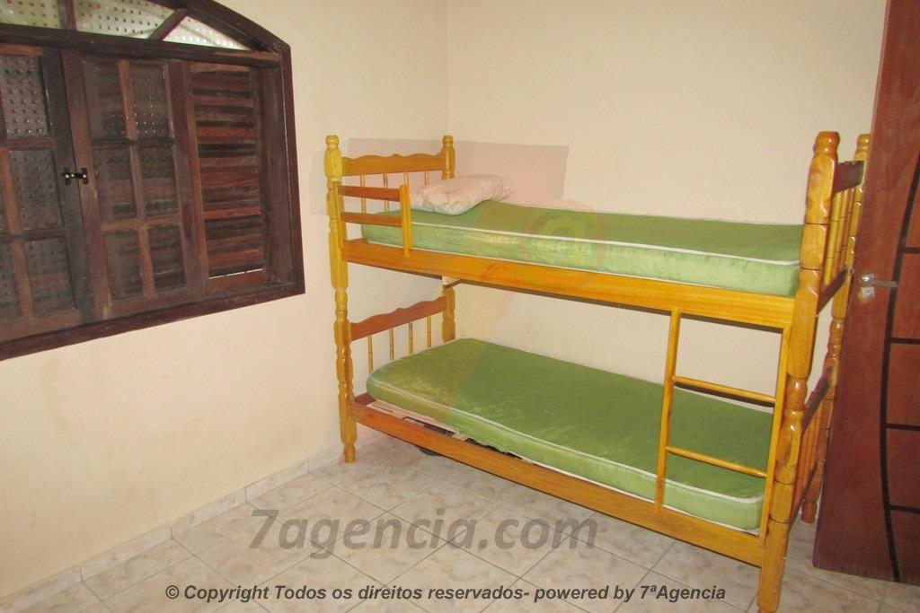 ch113 casa na praia 2dorms suite  piscina churrasqueira