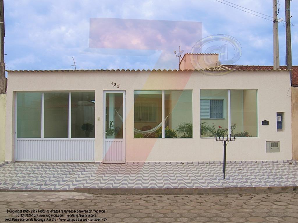 ch127 casa lado praia local nobre 3 quartos vaga 4 carros