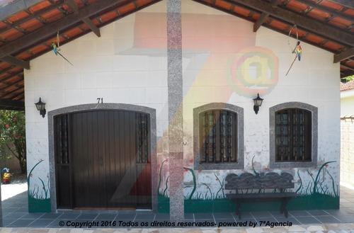 ch21 casa lado praia c/ piscina churrasqueira forno a lenha