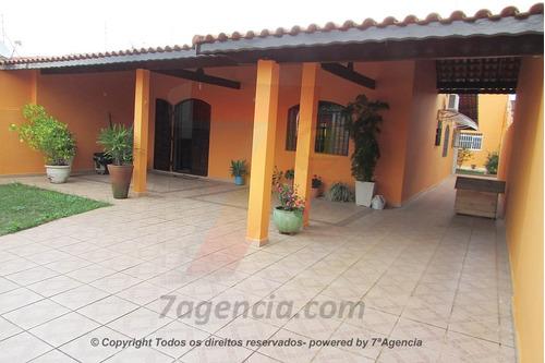 ch229 casa lado praia terreno inteiro 4 quartos 2 suites