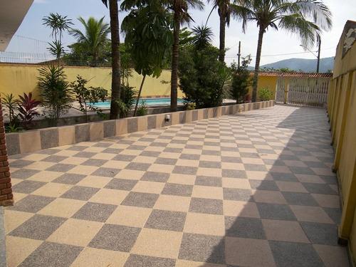 ch55 sobrado 4 quartos piscina churrasqueira terreno enorme