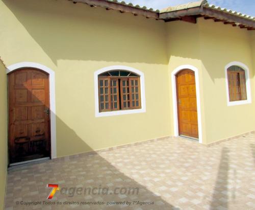 ch64 casa nova 3 quartos 1 suite churrasqueira ótimo local
