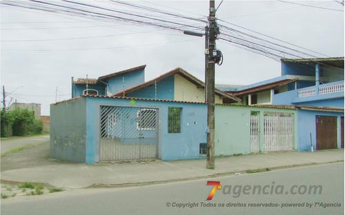 ch74 casa assobradada 3 quartos vaga 5 autos perto do centro