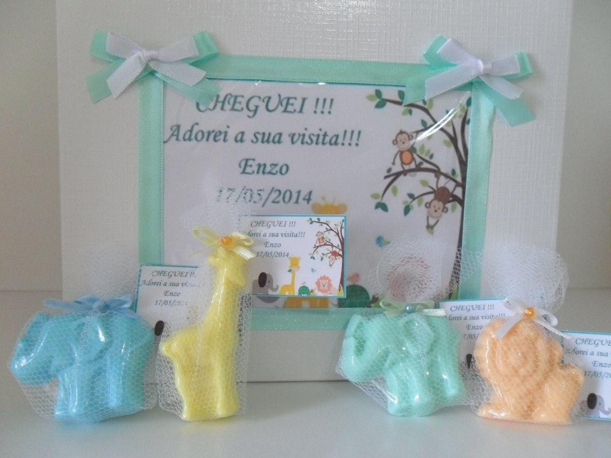 Caixa Com 100 Lembrancinhas Maternidade Ou Chá De Bebê R 15900