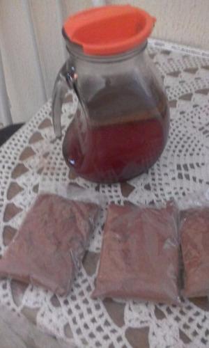 chá de ervas emagrecedoras- hibisco, canela, gengibre,cravo.