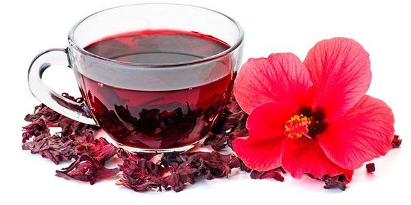Chá De Hibisco 100g - R$ 5,99 em Mercado Livre