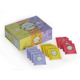 Chá Fit Antioxidante Caixa Com 90 Sachês Manhã Tarde Noite
