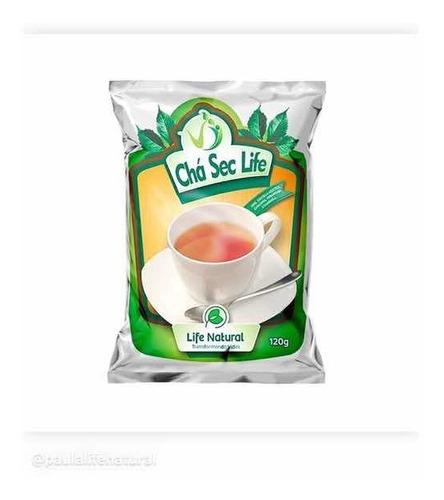 chá sec life - seca barriga - emagrecimento