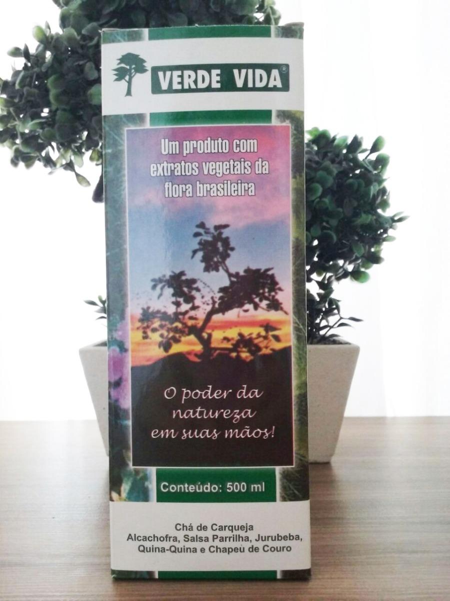 Chá Verde Vida - Produtos Naturais - R  45 02d090ef3d5