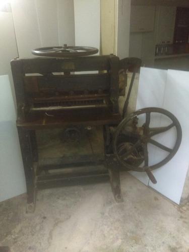 chabdler&price c-  cleveland ohio, guillotina de corte