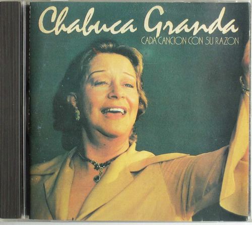 chabuca granda - cada canción con su razón - made in canada