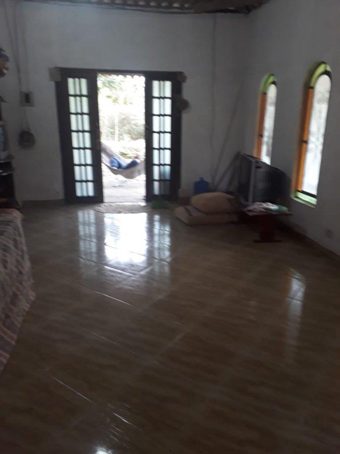 chácara 02 dormitórios, escriturada, em vila loty (1055)