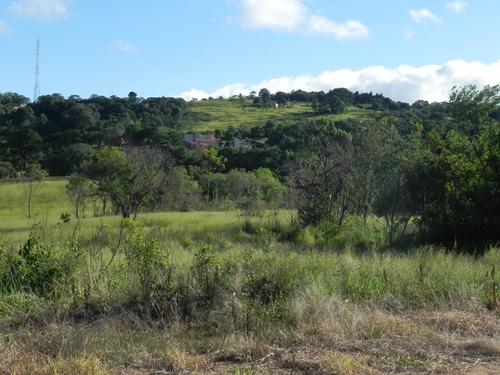 chácara 1000m² em ibiúna - paruru terreno 95% planos