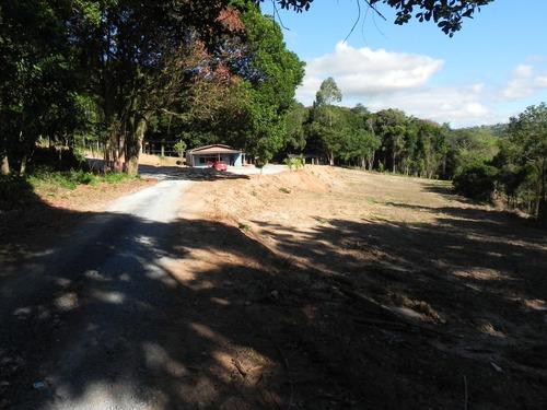 chácara 1000m² próxima a são roque no bairro paruru.