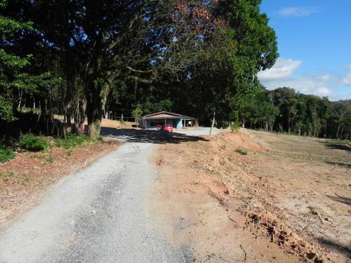 chácara 1000m² próxima a são roque, no bairro paruru.