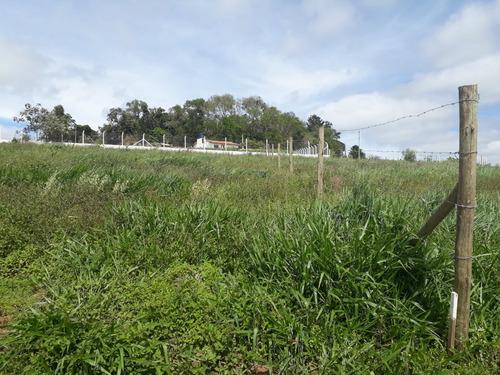 chácara 1.200 m2 800 mts do asfalto, apenas 7 km do centro