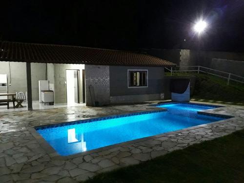 chácara 1.200 mts ibiúna casa mobiliada, piscina e horta !!!