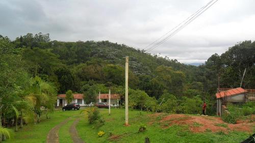 chacara -2 casas-4.800 m2-escritura- copaco- arujá-sp- 400 mil