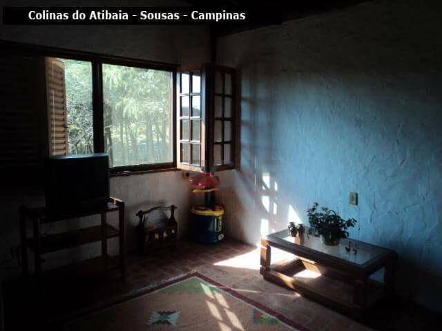 chácara, 20 mil m², rural, a venda por r$2.499.900, condomínio, colinas do atibaia, campinas sp - ch0107