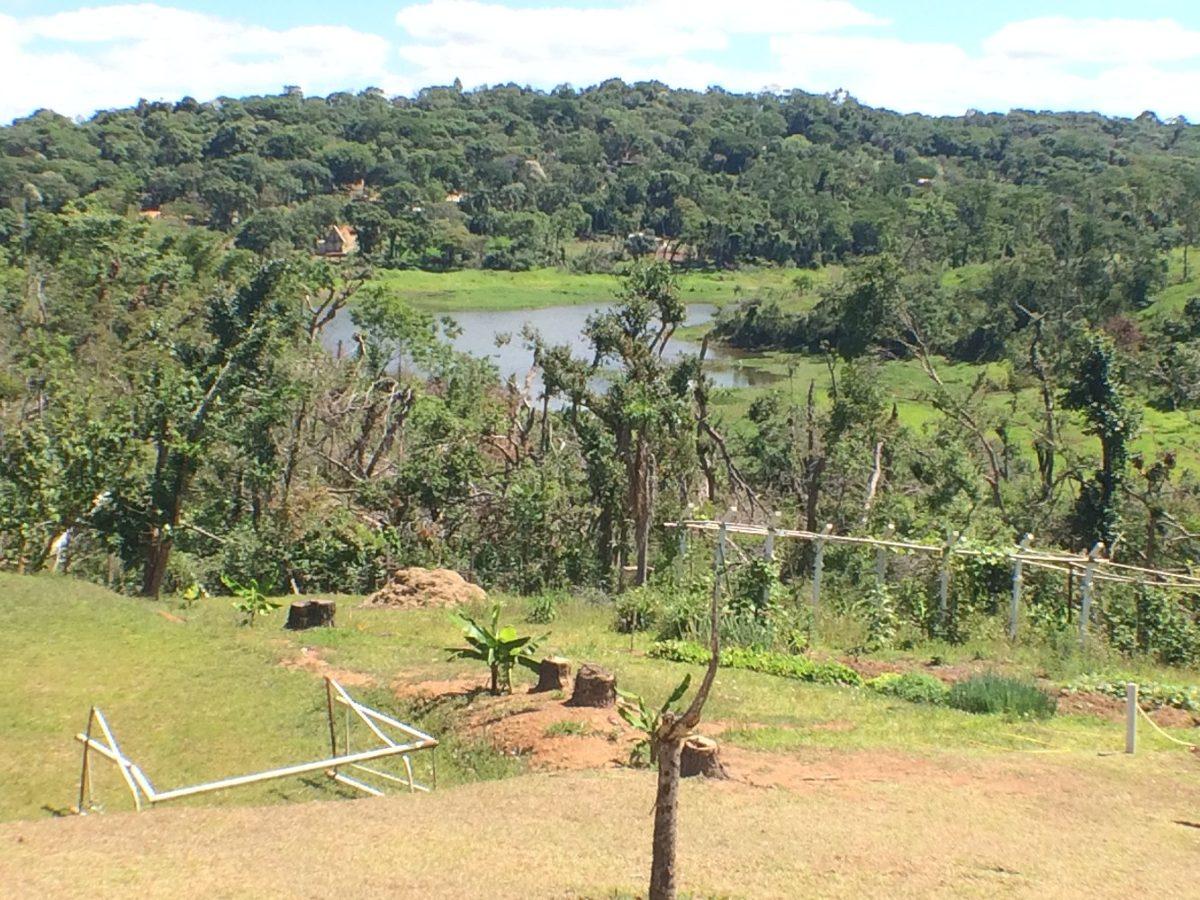 chácara 20.000 mts² com vista e acesso a represa! mairinque