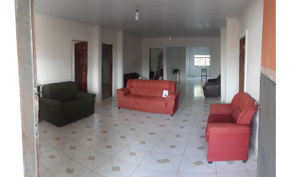 chácara 2500m2 - pomar, casa c/ 6 suítes, piscina, quadra